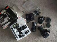 bronica etrs film medium format camera
