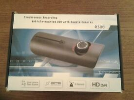 Brand new dashboard camera with 32GB memory card