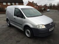 Volkswagen caddy van 2005 sdi diesel 1 company owned well maintained drives good 11 months mot novat