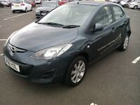 mazda 2 ts2 1.3 5door 2011 11 plate metallic