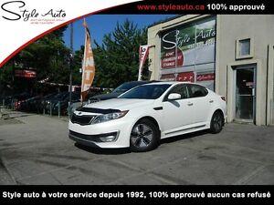 2013 Kia Optima Hybrid Hybrid CAMERA