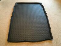 BMW 5 series boot liner