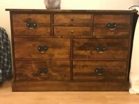 Garrat Chestnut 8 Drawer Chest LAURA ASHLEY IN EXCELLENT CONDITION London SE1