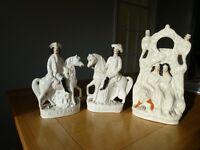 Staffordshire Flatback Pottery