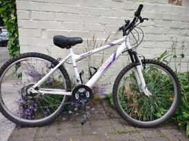 Apollo Jewel child's bike Shimano gears