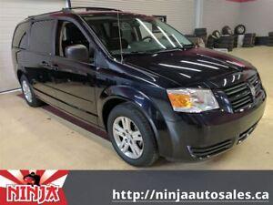2010 Dodge Grand Caravan SE -DVD Sto N Go-Power Rear Window Vent
