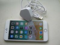 Apple iphone 6+plus 64GB Gold factory Unlocked Smartphone Excellent neat condition