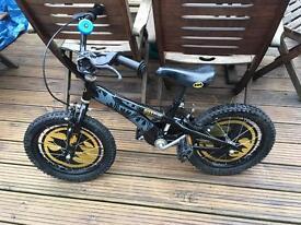 """Batman 18"""" bike"""