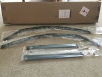 BMW X3 F25 Model quality wind deflectors brand new