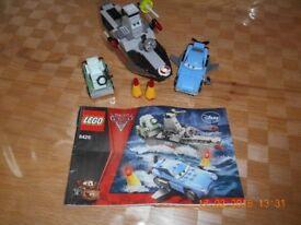 LEGO Cars 8426 : Escape At Sea