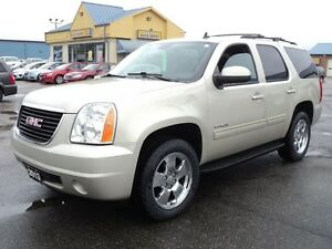 2013 GMC Yukon SLE 4X4 3rd row seating