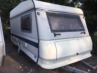 Hobby 1993 2 berth in good condition