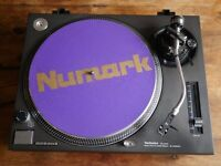 Technics 1210 mk II deck. Turntable. Record Player. Excellent. inc Stanton 500 needle. boxed.