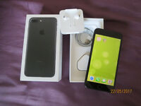 Iphone 7 Plus 32gb unlocked excellent condition