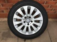 Mercedes Alloy Wheel