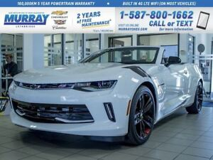 2018 Chevrolet Camaro **Leather Wrapped Steering Wheel!  Heated