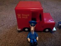 Postman Pat Vehicles and Figures
