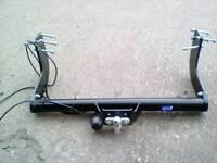 Mercedes Sprinter towbar (with rear step bumper)2006_on