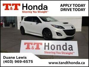 2013 Mazda MAZDA3 Mazdaspeed3*Navi, Heated Seats, Sat Radio*