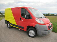 Peugeot Boxer SWB 09/59 Years MOT Fully LINED VGC ONLY £2995 INCLUDES VAT.