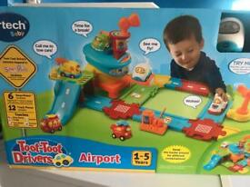 Toot Toot Drivers Airport ***BRAND NEW UNOPENED***