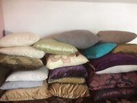 Job Lot - 18 Cushions