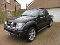 Nissan Navara DCI Outlaw Auto 2.5 - Excellent Condition - Pick-Up - Grey - 155000 miles - 1 Owner