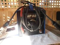 SIP 140 ARC STICK WELDER PROFESSIONAL WELDING MACHINE + some welding rods