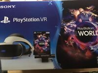 Sony PS4 VR Starter kit with Skyrim new and sealed in box