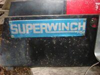 24 VOLT HUSKY SUPERWINCH