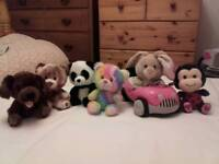 Build A Bear Smallfrys Bundle incl Car