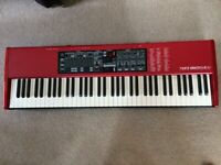 Nord Electro 4HP 73 Keyboard (incl case with wheels)