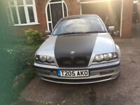 BMW e46 breaking for spares and repairs