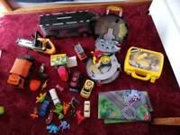 Boys bundle toys