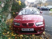 MG ZT great condition 73000 miles MOT,