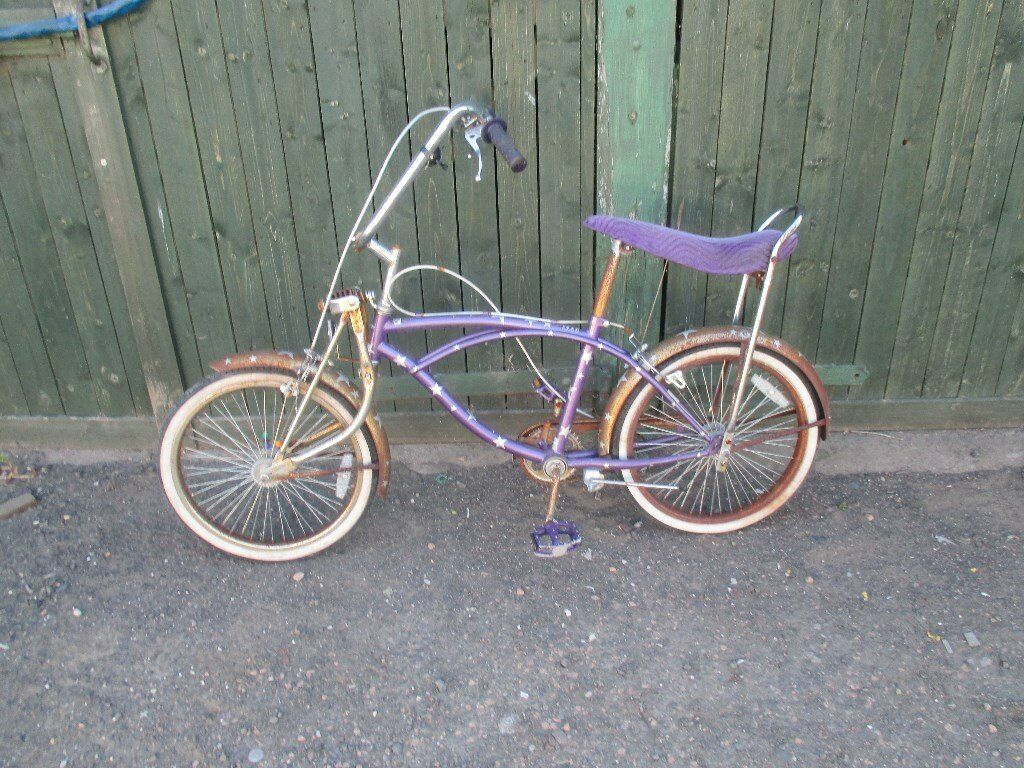 Retro Bratz Lowrider Chopper Bike For Sale In Monifieth
