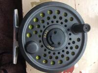 Fly and course reel