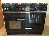 NEW Rangemaster Professional + 110 Range Cooker (Double Gas ovens) SAVE OVER £600