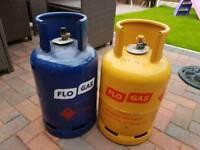 New full bottle of butane gas 13 kg