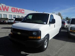 2016 Chevrolet Express 2500 Work Van  120V Plug
