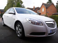 Vauxhall Insignia CDTI Diesel LOW MILEAGE (35k) absolute bargain reluctant sale, great condition