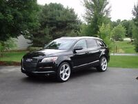 Audi q7 SQ7 wanted dead or alive all shapes cash waiting