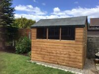 WOODEN SHED (SOLD PENDING COLLECTION)