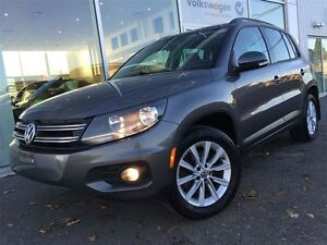 2013 Volkswagen Tiguan 4MOTION CUIR TOIT OUVRANT MAG 17¨