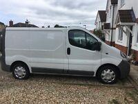 Vauxhall vivaro spares or repair