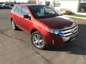 2014 Ford Edge Limited, Leather, Navigation, Moonroof !! Windsor Region Ontario image 3