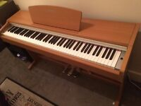 Yamaha Digital Piano - Ideal for beginners and families