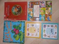 Beautifully Illustrated Large Hard Backed Children's Books - Collection PE27 asap