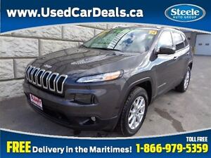 2015 Jeep Cherokee North 2.4L 4X4 Fully Equipped Alloys
