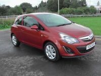 VAUXHALL CORSA ENERGY ECOFLEX 1.0 3DR 1YRS MOT, 330 RD TAX,CLICK ON VIDEO LINK FOR MORE INFO